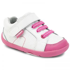 Pediped Grip n Go Dani White Pink