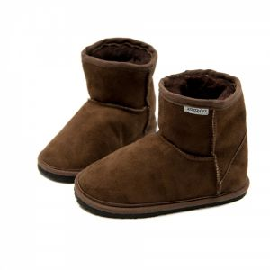 Zeazoo Kids Dingo Boots Brown