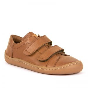 Froddo Kids Barefoot Shoe Cognac Brown