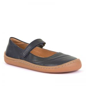 Froddo Kids Barefoot Mary Jane Navy