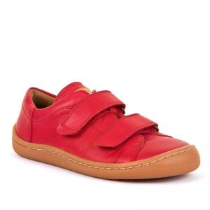 Froddo Kids Barefoot Shoe Red