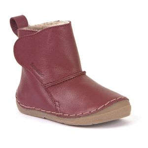 Froddo Kids Warm Lined Boot Bordeaux