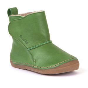 Froddo Kids Warm Lined Boot Green