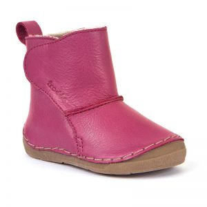Froddo Kids Warm Lined Boot Pink