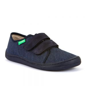 Froddo Barefoot Slippers Dark Blue