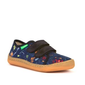 Froddo Barefoot Canvas Shoes / Slippers Blue