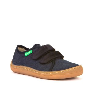 Froddo Barefoot Canvas Shoes / Slippers Dark Blue
