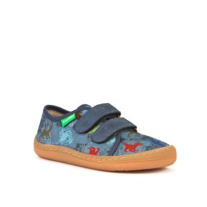 Froddo Barefoot Canvas Shoes / Slippers Denim