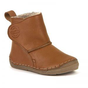 Froddo Kids Warm Lined Boot Cognac
