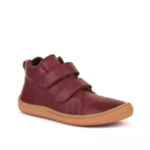 Froddo Kids Barefoot Boot Bordeaux