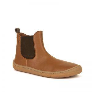 Froddo Kids Barefoot Jodphur Boot Cognac