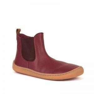 Froddo Kids Barefoot Jodphur Boot Bordeaux