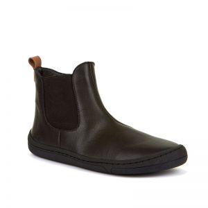 Froddo Kids Barefoot Jodphur Boot Black