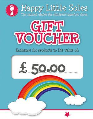 e-Gift Voucher - £50.00