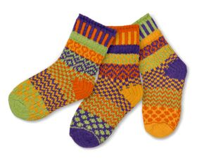 Solmate Kids Socks Honeybee