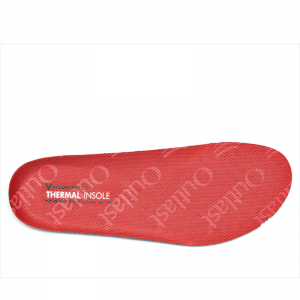 Vivobarefoot Kids Thermal Insole Red
