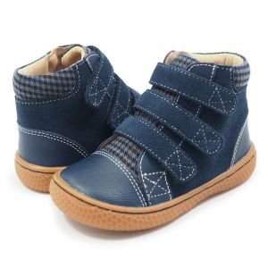 Livie and Luca Jamie Navy Leather