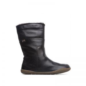Camper Ladies Peu Tall Boot Black