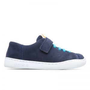 Camper Kids Peu Shoe Navy White