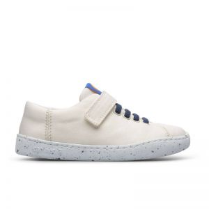 Camper Kids Peu Shoe White