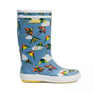 Aigle Kids Lolly Pop Welly Kites