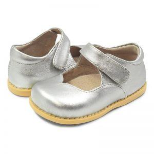 Livie and Luca Astrid Silver Metallic