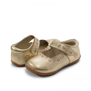 Livie and Luca FW Lily Gold Metallic