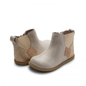 Livie and Luca Wink Boot Gold Shimmer