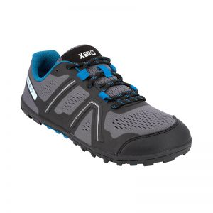 Xero Men's  Mesa Trail Shoe Dark Grey Sapphire