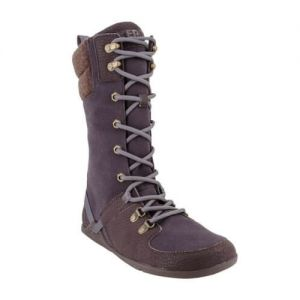 Xero Women's Mika Boots Chocolate Plum