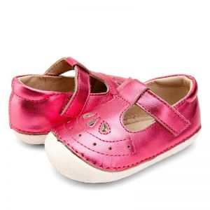 Old Soles Royal Pave Shoe Fuchsia Foil