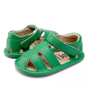 Old Soles Sandy Sandal Green