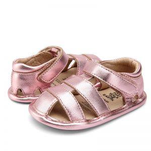 Old Soles Sandy Sandal Pink Frost