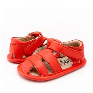 Old Soles Sandy Sandal Red