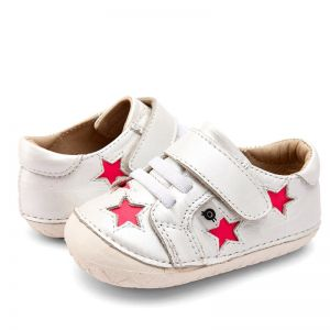 Old Soles Starey Pave Shoe Snow Pink
