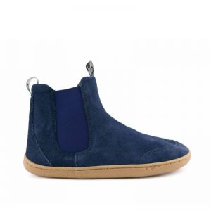 Paper Kranes In the Navy Chelsea Boots