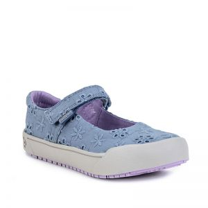 Pediped Barbara Sky Eyelet