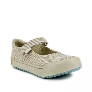 Pediped Barbara Tan Sparkle Stripe