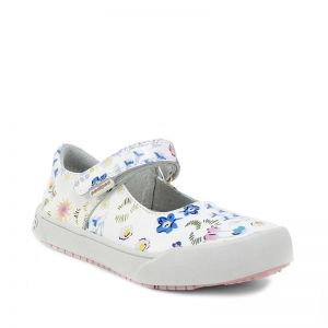 Pediped Barbara White Floral
