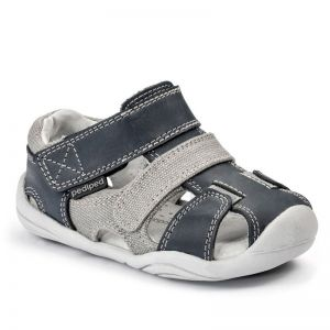 Pediped Grip n Go Joshua Navy Grey