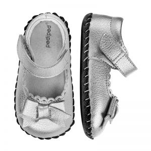 Pediped Originals Betty Silver