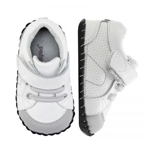 Pediped Originals Dani White Grey