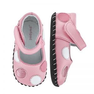 Pediped Originals Giselle Mid Pink