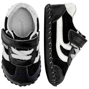 Pediped Originals Cliff Black White