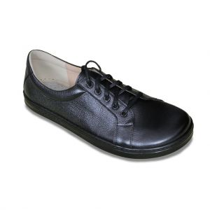 Peerko Adults Leather Black