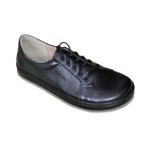 Peerko Adults Leather Black