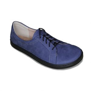 Peerko Adults Leather Blue