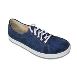 Peerko Adults Leather Denim
