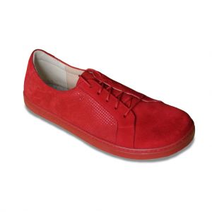 Peerko Adults Leather Red