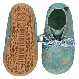 Poco Nido Desert Mighty Shoes Blue